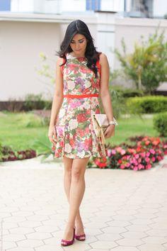 look o boticário por mais laços de carinho jantar fashion estilo moda borboletas…