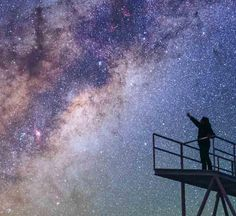 Stargazing in Chile - #travel
