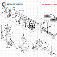 True HVAC design and drawing consultancy includes accurate