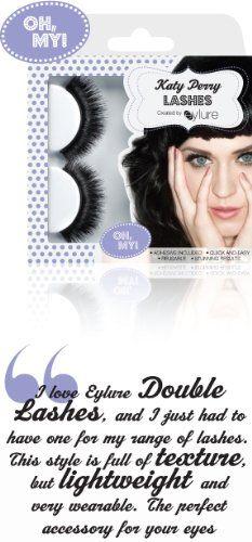 58200eb47b0 Katy Perry Lashes - Oh My Big Eyelashes, Fake Lashes, Eylure Lashes, Eyelash