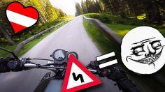 riding AUSTRIA'S FINEST: Postalmstrasse Part 2 [RAW Onboard]