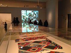"""Sonia Delaunay """" sa mode, ses tableaux, ses tissus déposés"""" (Musée d'art Moderne de la Ville de Paris)"""
