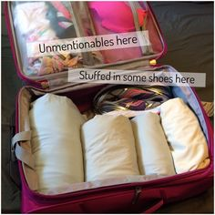 3 Weeks packed into a carry-on. I'm totally serious.