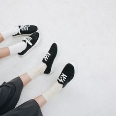 Image of Faux Leather Trainers
