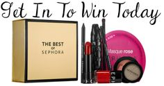 Check it out, Womanfreebies.com is giving away Free 9pc Best of Sephora Makeup Set. Be sure you Register with Womanfreebies.com to always stay in the know of the latest sweepstakes, giveaways, and so much more! Enter Today! Psst…Enter every hour to increase your chances of winning! Good Luck!