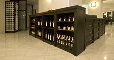 Bio homemade products' display in Astoria Hotel Thessaloniki, Greece