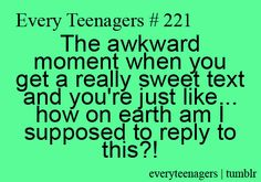 every teenager quotes - Google Search