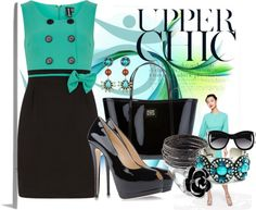 """""""Upper Chic"""" by linda-bankston on Polyvore"""
