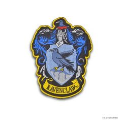 Ravenclaw Crest™ Embroidered Patch