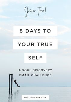 A free eight-day eCourse to help you discover your true self. You'll receive personal growth exercises, worksheets and tips to help you with self-discovery. Finding Purpose, Life Purpose, Purpose Quotes, Self Development, Personal Development, Mental Training, Self Discovery, Self Care Routine, Positive Mindset