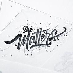 Der Pinselstift ist das Lieblings-Werkzeug von David Milan aus Mexiko. In jeder freien Minute fügt er damit Buchstaben ästhetisch aneinander. Eine kleine Auswahl seiner typografischen Kunstwerke haben wir mal zusammengesucht. Dabei verwendet er auch gerne