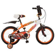 Vehicule pentru copii :: Biciclete si accesorii :: Biciclete :: Bicicleta copii MotoGP 16 ATK Bikes F1 Racing, Drag Racing, Motogp, Yamaha Motorcycles, Nissan 370z, Valentino Rossi, Lamborghini Gallardo, Mercedes Amg, Le Mans