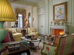 Art Nouveau Interior Design With Its Style, Decor And Colors (6)
