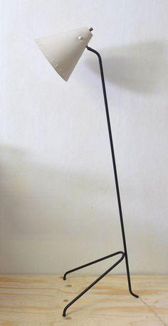 H. Busquet voor Hala - Staande lamp