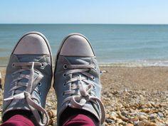 Brighton / Last year / Summer / Converse
