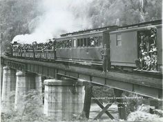Walhalla Narrow Guage Melbourne Victoria, Amazing Pics, Steam Locomotive, Historic Homes, Public Transport, Historical Photos, Strand, Old Photos, Cool Pictures