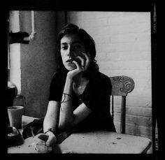 Patti Smith by Robert Mapplethorpe