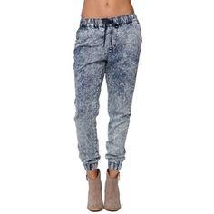 e688180b7ca6 Bullhead Denim Co Comet Wash Jogger Pants Balmain Jeans