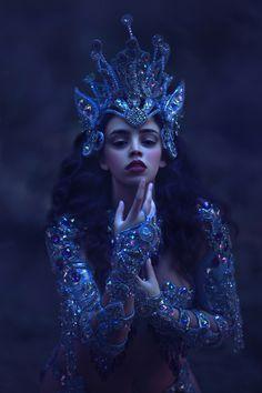 Dark queen by Agnieszka Lorek on 500px