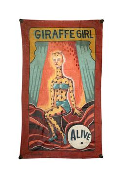 circus banner Freak Show Circus, Not My Circus, Circus Art, Vintage Circus Costume, Vintage Carnival, Vintage Halloween, Haunted Carnival, Creepy Carnival, Carnival Images