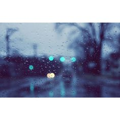 Rain Wide 2560x1600 ❤ liked on Polyvore