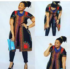 African Print Dashiki Women Dress Shirt Boho Hippie Gypsy Party Kaftan Party New African Dresses For Women, African Print Dresses, African Print Fashion, Africa Fashion, African Attire, African Wear, African Fashion Dresses, African Women, African Prints