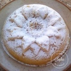 Gâteau aux pommes (micro-ondes)