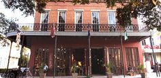 Tracey's Bar in NOLA! I so wish we were there right now! HOME! With our Irish roots!
