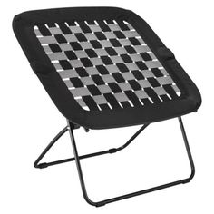 Bouncy trampoline chair my waffle chair its so bouncy awesomeness