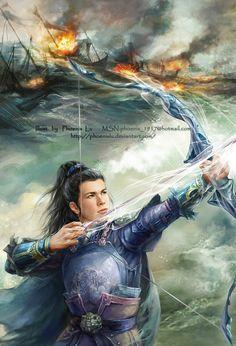 General Shi Lang by ~phoenixlu on deviantART