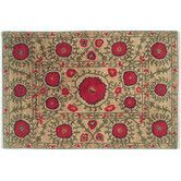 Found it at Wayfair - Poppies Beige Rug