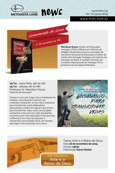 Digital newsletter for FTML :: designed by Sandra H. V.