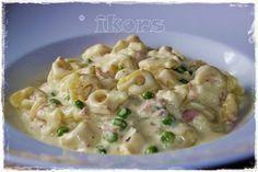 Tortellioni a la chef  http://ikors.blogspot.de/2014/07/tortellini-la-chef.html?view=mosaic