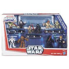 Playskool Heroes Star Wars Galactic Heroes Galactic Rivals : Target