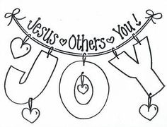 Image result for philippians putting others first craft