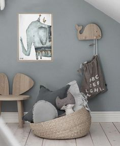 Baby girl nursery, Nursery wall art print, Baby girl room decor, baby elephant …we love you to the moon and back. Bunny Nursery, Animal Nursery, Woodland Nursery Decor, Baby Nursery Decor, Kids Room Design, Nursery Design, Boy Room, Child's Room, Elephant Wall Art