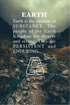 Words of wisdom - Earth - Uncle Iroh - Avatar The Last Airbender