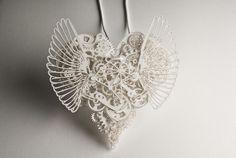 декор, арт, часы, крылья, сердце, креатив - вдохновляющие ка…