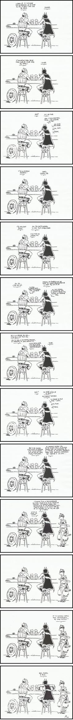 [BD Geek] Super-héros mais aussi fanboys…