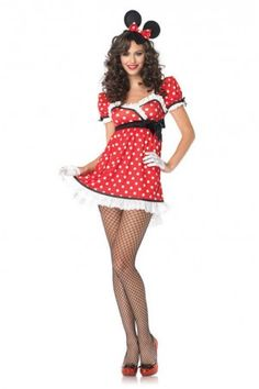 I've always wanted to be minnie for some reason...