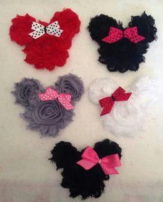 Minne mouse hair bows