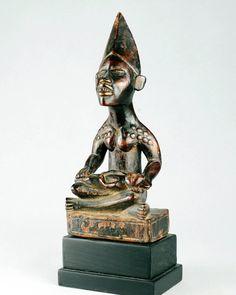 Congo, Statues, Profil Facebook, Art Tribal, Art Premier, African Art, Arts, Buddha, Maternity