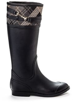 Henry Ferrera The Edge Women's Water-Resistant Rain Boots. Rain boot fashions. I'm an affiliate marketer. When you click on a link or buy from the retailer, I earn a commission.