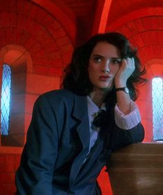 Heathers / Winona Ryder VERONICA!!!!! DINNER!!!