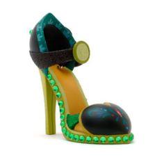 Anna From Frozen Miniature Decorative Shoe   Disney Store