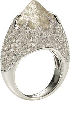 iceberg diamond ring