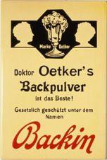 Dr Oetker sutoporos tasak 1902 - Dr. Oetker - Wikipedia, the free encyclopedia