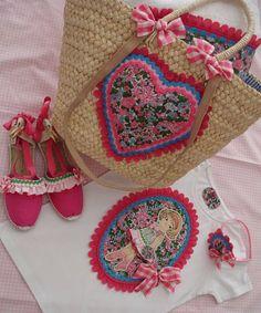 Conjunto Sofía 4 Ibiza Fashion, Craft Bags, Basket Bag, Crochet Purses, Womens Purses, Quilting, New Bag, Diy Accessories, My Bags