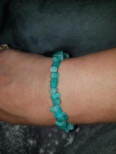 Amazonite healing bracelet  £4.50 plus £2.26 p&p  www.wiccanwonders.co.uk