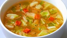 How to lose weight for 7 days eating cabbage soup? Recipes of fat-burning soup. Rules and mechanism of the diet. 7 Day Cabbage Soup Diet, Cabbage Soup Recipes, Diet Soup Recipes, Dog Recipes, Vegetarian Recipes, Healthy Recipes, Cabbage Meals, Fat Burning Soup, Fat Burning Foods